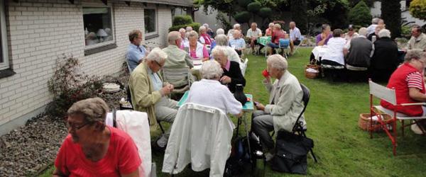 På tur med Sæby Pensionist og efterlønsklub
