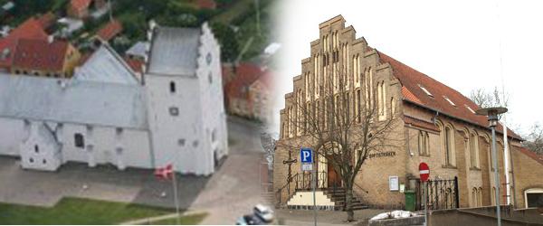 Kirkerne står for torvedagen d. 21. august