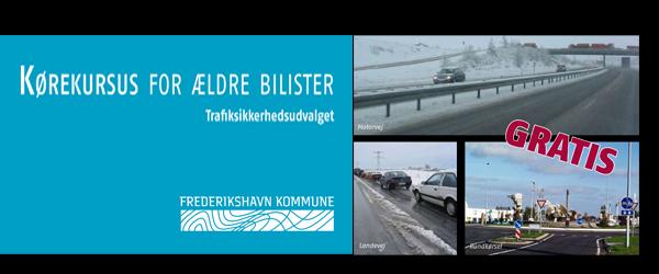 Invitation til gratis kørekursus for ældre bilister