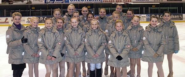 Skøjteskolen åbner dørene for ny sæson
