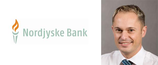 Udnævnelse i Nordjyske Bank's afdeling i Sæby