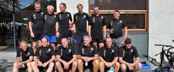 Succes ved Idrætsforening Skjolds sponsorløb