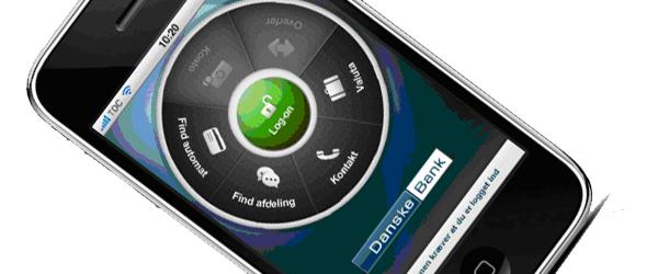 Danske Bank åbner for tjek af bankkontoen på mobilen