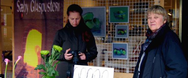 Kunstnere fra Frederikshavn deltog i kunst-event i Tranås