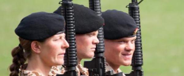 Danmarks udsendte mindes og hyldes