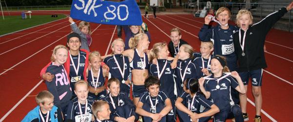 En guld og to sølv i Vest Danske Holdmesterskaber i Herning