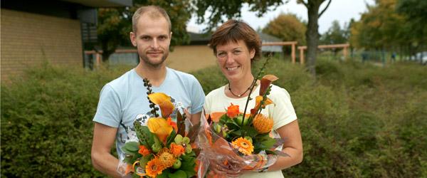I denne uge uddeles to buketter fra Bellis Blomster!