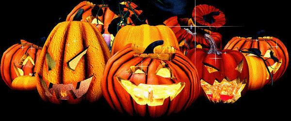 Kom til Halloween arrangement i Sæby