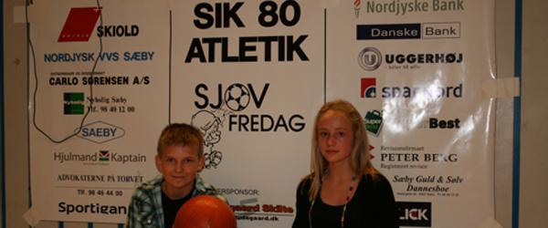 SIK 80 inviterer igen til Sjov Fredag
