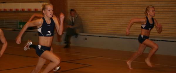 Fuld fart på indendørs atletikken i Sæby