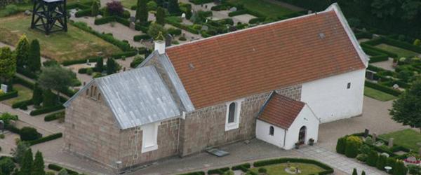 Hørby kirke indvies i dag ved en festgudstjeneste