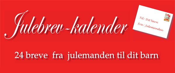 Nyskabende julebrev-kalender skabt af 76-årig nordjyde