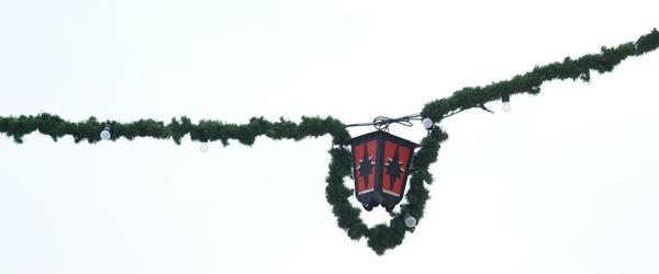 Groft hærværk mod julebelysningen i Sæby