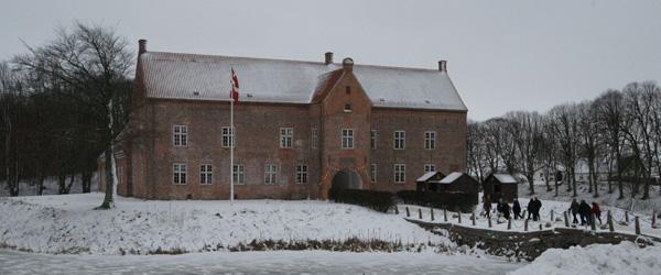 Jule-koncert på slot  bliver en tradition