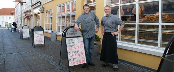 Slagter Klaus Kjærgaard har solgt forretningen