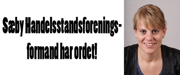 Sæby Handelstandsforenings formand er forundret!