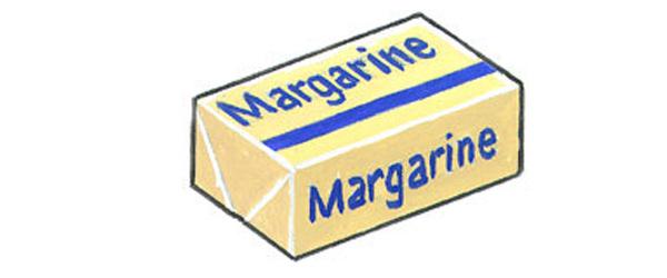 Margarine-jubel i Nordjylland…..