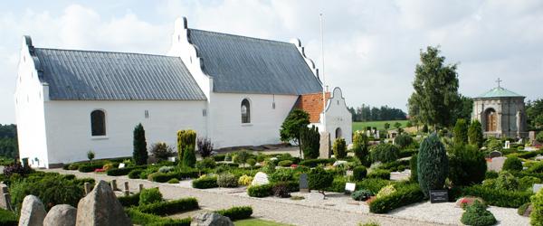 Spændende kulturhistorisk aften i Volstrup Sogn