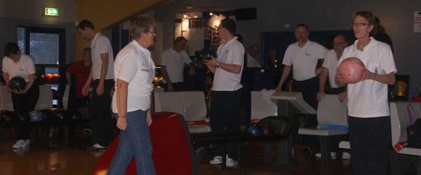 Kommunemesterskabet i bowling er afgjort