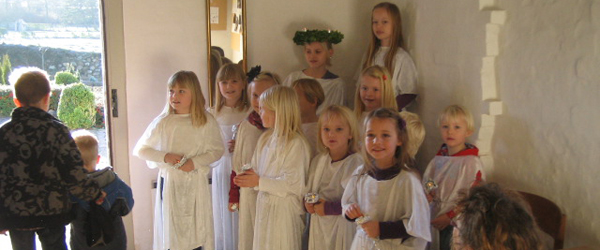 Englesang og hyrderock i Understed kirke