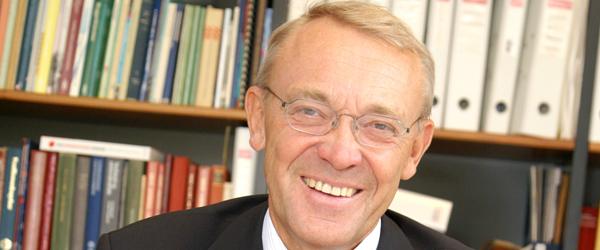 Hans Jørgen Kaptain kan i morgen fejre 40 års jubilæum