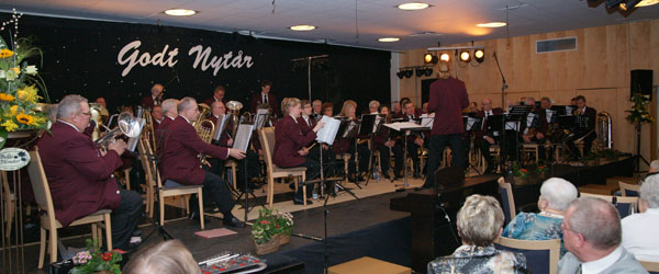 Fuldt hus til årets Nytårskoncert på Hotel Viking