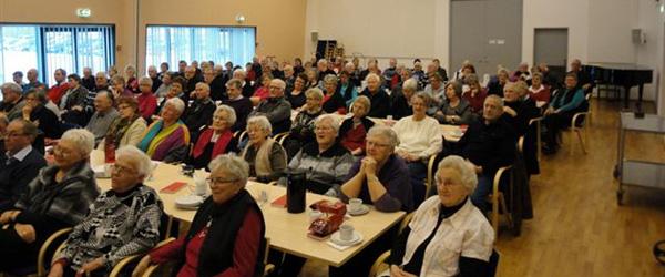 Hyggetur med Pensionist og Efterlønsklubben
