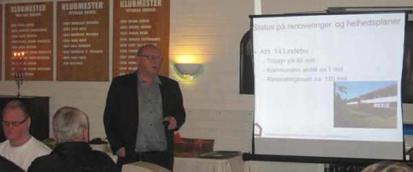 Nytårskur hos Frederikshavn Boligforening