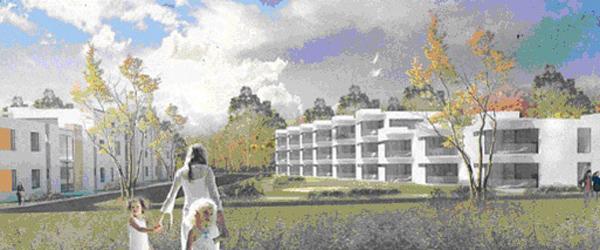 Omvendt arkitektkonkurrence til boligprojekt i Sæby