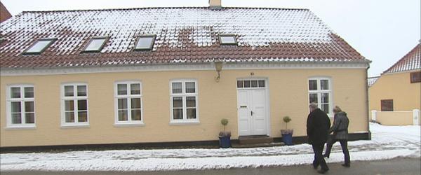 Vizitten besøger sagførerhuset i Sæby
