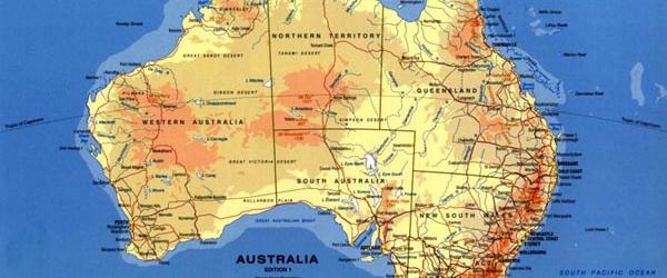 Café Mandfred rejser til Australien