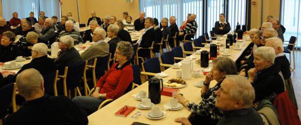 Sæby pensionist- og efterlønsklub byder op til dans