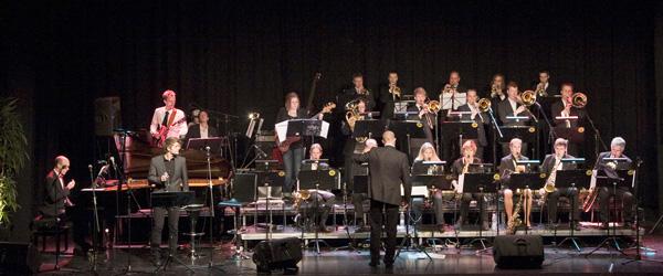 Ballroom Jazz med Sæby Big Band