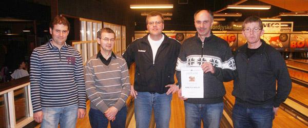 Generalforsamling samt kåring af årets hold i bowling
