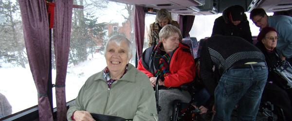 En vellykket vintertur med Grøn's Køreskole