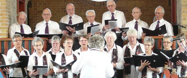 Seniorgudstjeneste i Sæby Baptistkirke