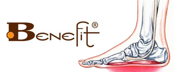 BeneFit sætter fokus på dine fødder