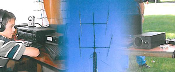 Radio Amatører holder åbent hus