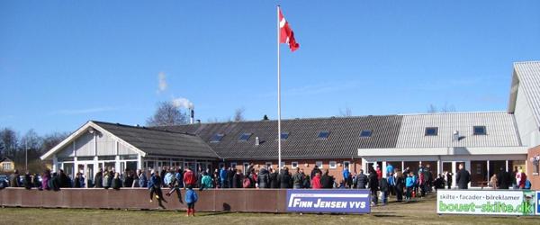 Turneringsstart for IF Skjold Sæby