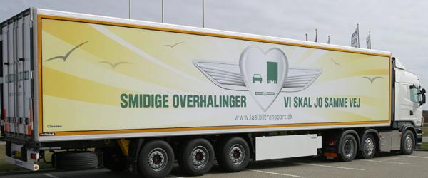 Kampagne for skånsomme overhalinger gæster Sæby