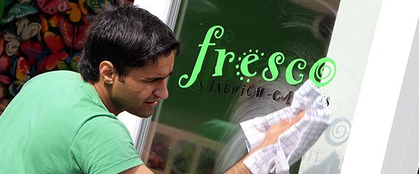 Idag åbnede FRESCO så også i Sæby