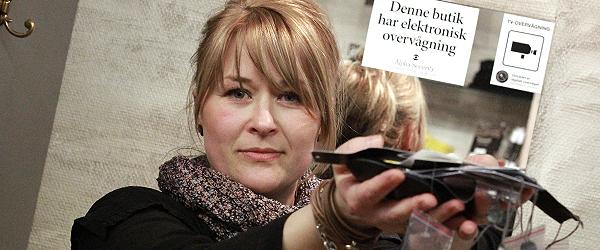 Tre piger fra Hals på tyvetogt i Sæby