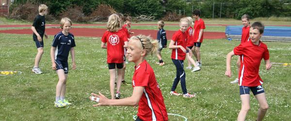 SIK80 arrangerer atletikskole i uge 26 i Sæby