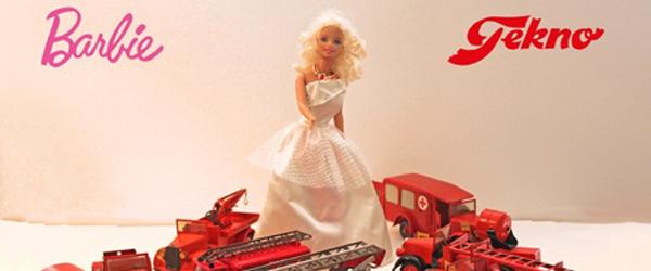 Sæby Museum søger Barbiedukker og Teknobiler