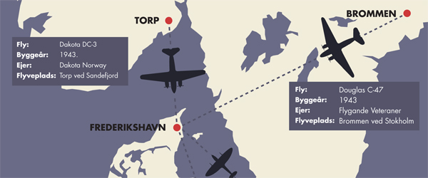 Historiens vingesus over Frederikshavn den 20. – 22. maj