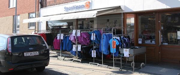 Få gratis løbestilsanalyse hos Sportigan i Sæby