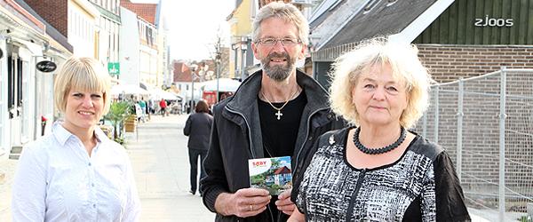 Bedste idé til julebelysning i Sæby er fundet!