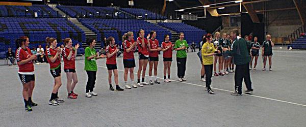 Stor succes for håndboldspillere fra Stidsholt