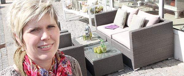 Kæmpe event med havemøbler på Bannerslund i påsken