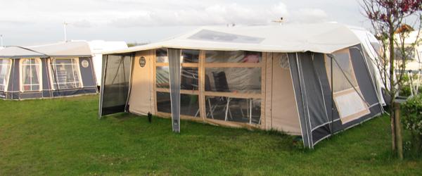 Camping i Nordjylland er meget populært